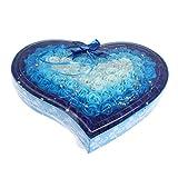 Tubayia 100 Stück Rosen Duftseifen Seifenblumen Handgemachte Seife mit Geschenkbox für Hochzeit...