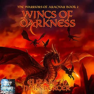 Wings of Darkness audiobook cover art