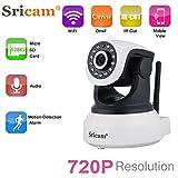 Zoom IMG-1 sricam sp017 telecamera di sorveglianza