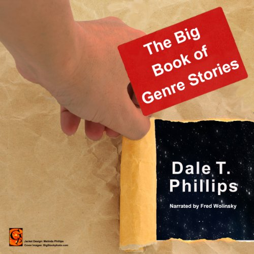The Big Book of Genre Stories audiobook cover art