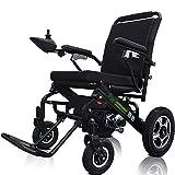 Inicio Accesorios Silla de ruedas eléctrica plegable para personas mayores y discapacitados y silla de ruedas eléctrica liviana de 25 kg Soporte de pasamanos abatible con joystick de 360 grados S