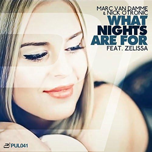 Marc van Damme & Nick Otronic feat. Zelissa