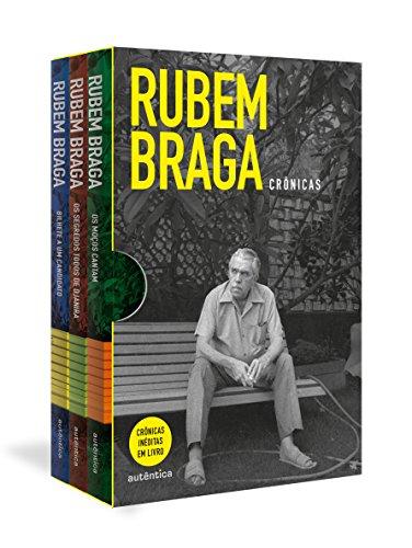 Caixa Rubem Braga: Crônicas