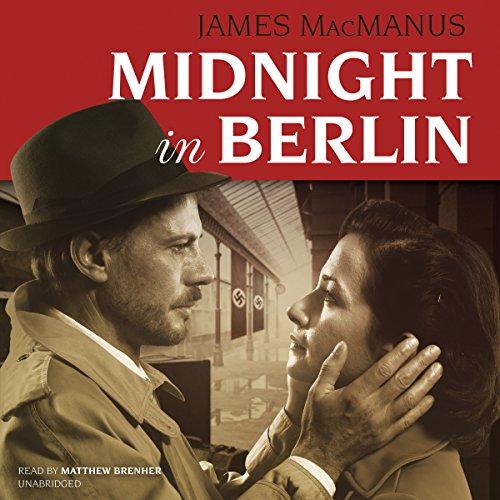 Midnight in Berlin audiobook cover art