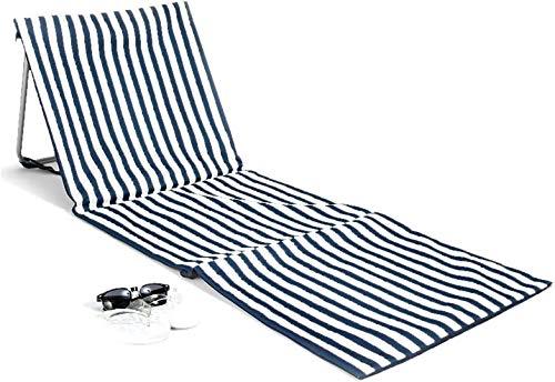 Sol 72 Outdoor Congleton Folding Beach Mat Reclining Sun Lounger