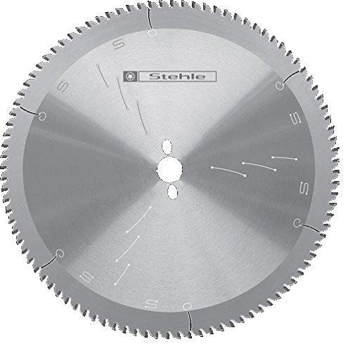 Stehle HW (HM) - Disco de sierra circular tronzadora de giro positivo