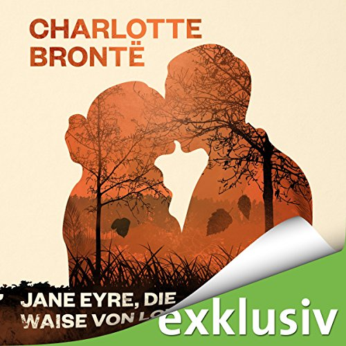 Jane Eyre, die Waise von Lowood audiobook cover art