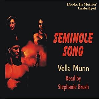 Seminole Song audiobook cover art