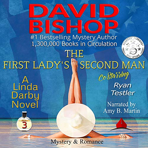 The First Lady's Second Man audiobook cover art