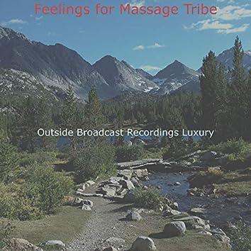 Feelings for Massage Tribe