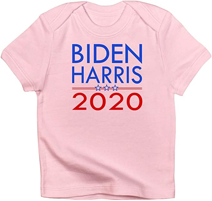inktastic Biden Harris 2020 Baby T-Shirt