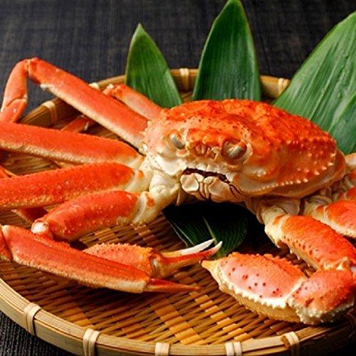 ズワイガニ姿 天然ボイル 本ずわいがに たっぷり蟹味噌 大サイズ 良品選別済 (500g5枚)