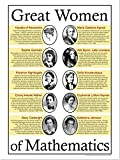 Great Women of Mathematics Poster (18x24 in)
