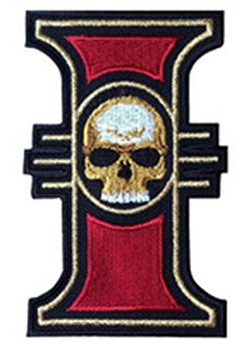 "Blue Heron Warhammer 40K Inquisition Emblem 3.5"" Logo Symbol Embroidered Iron/Sew-on Applique Patch"
