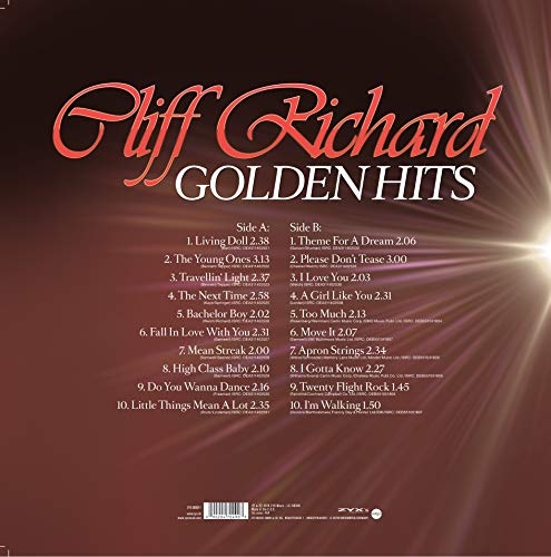 Golden Hits [VINYL]