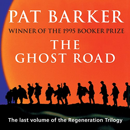 The Ghost Road audiobook cover art