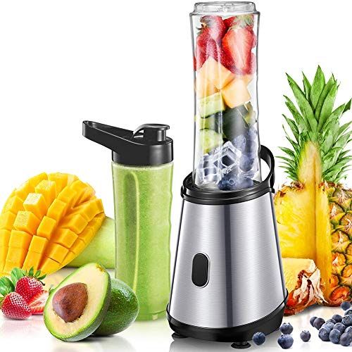 GT-LYD Portable Personal Blender for Smoothie and Shakes 4 Powerful 3D Blades 4000Mah USB Rechargeable Juicer Cup, Electric Shaker Bottle Protein Shakes/Smoothies Maker
