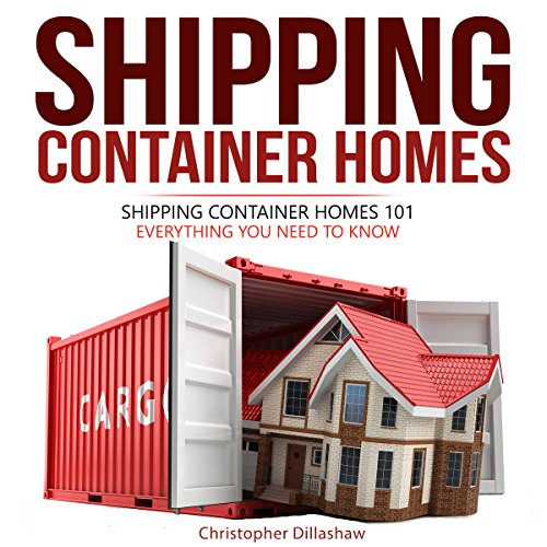 Shipping Container Homes cover art