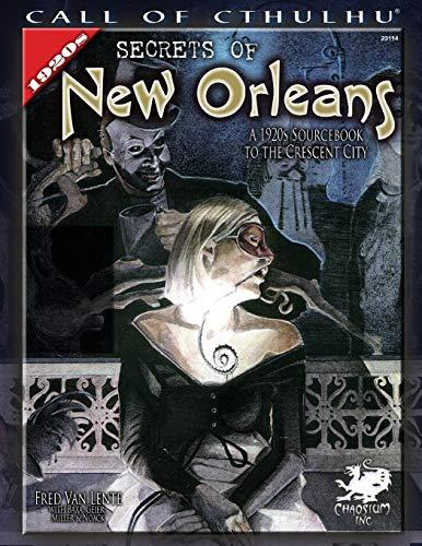 Secrets of New Orleans