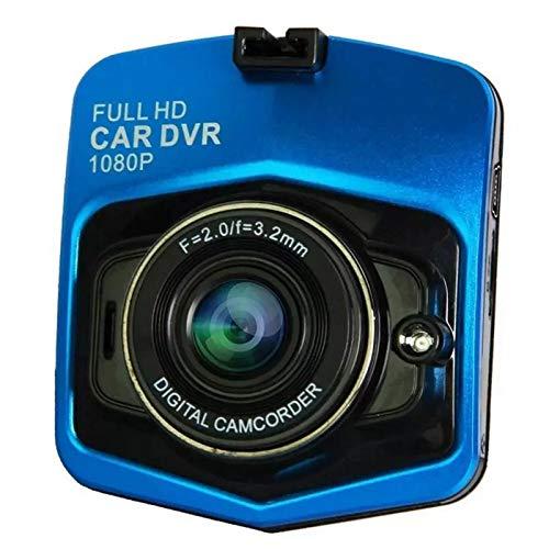 BTTNW Grabadora de conducción Registrador de conducción Cámara DVR DRHR Camera Completa 1080P GRABACIÓN DE Ciclo Noche de Gran Angular Dashcam Recordo de conducción de Coche DVR