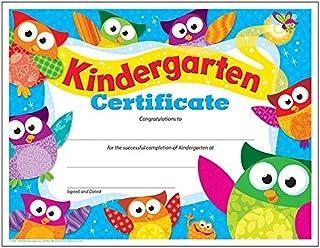 幼儿园证书(Owl-Stars!TM)