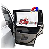 Best Sun Blocks - ggomaART Car Side Window Sun Shade - Universal Review