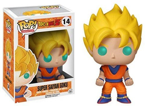 Funko Figura Pop Super Saiyan Goku - Dragon Ball Z