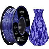Eryone Galaxy Sparkly Glitter PLA 3D Printer Filament 1.75mm, Dimensional Accuracy +/- 0.05 mm, 1kg (2.2LBS) / Spool, Blue