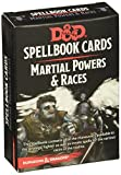 73921 D&D: Spellbook Cards: Martial Deck