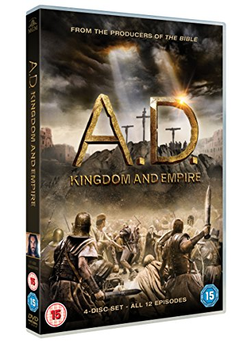 Ad. Kingdom And Empire DVD [UK Import]