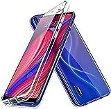 PHONE CONVERSE Funda Samsung Galaxy J4 Plus J4 Core Silicona Transparente Ultra Slim Doble Cara Carcasa 360 Resistente Anti-Arañazos para Samsung Galaxy J4 Plus J4 Core