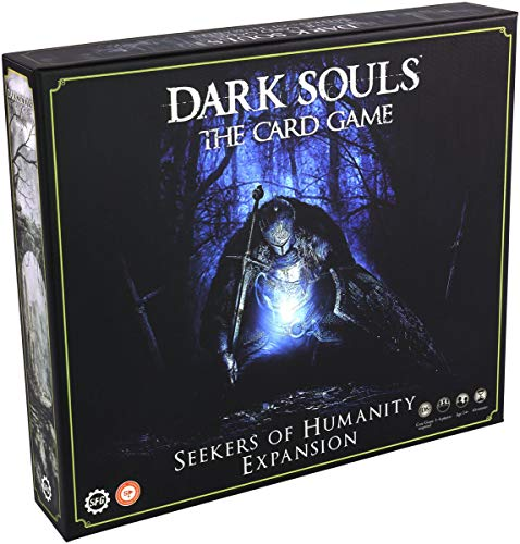 Dark Souls The Card Game - Seekers of Humanity Expansion Unisex Mazzo di Carte Standard