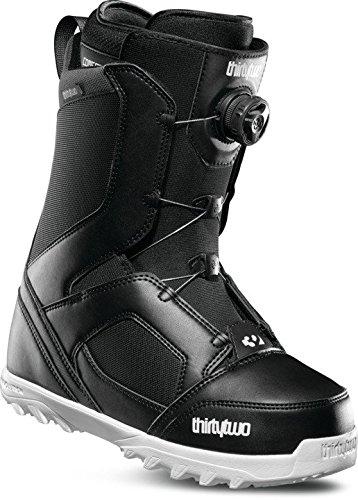 THIRTY TWO 32 STW BOA Snowboard Boots Mens Sz 6 Black
