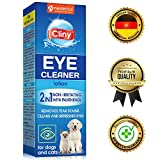 Best Eye Stain Remover For Dogs - Cliny Universal Eye Cleaner for Dogs and Cats Review