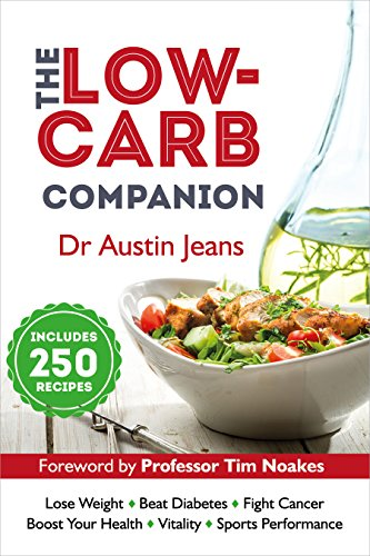 THE LOW-CARB COMPANION (English Edition)