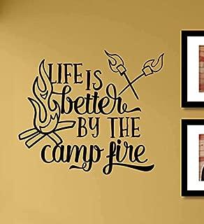 Best camping vinyl wall art Reviews
