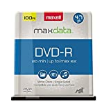 Maxell MAX638014 16x DVD-R Media