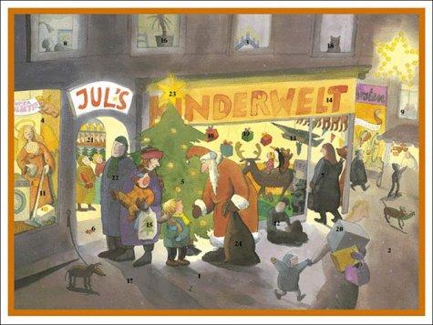 Juli-Adventskalender (Beltz & Gelberg)