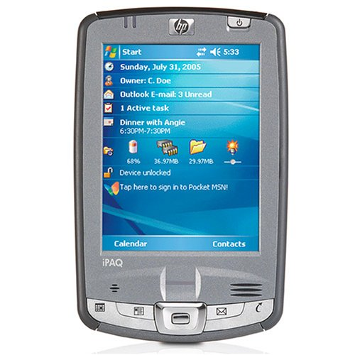 Find Cheap HP iPAQ hx2795 Pocket PC