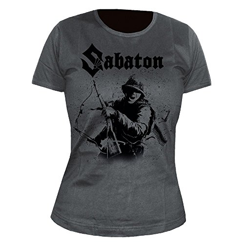 Sabaton - Chose Not to Surrender - Girlie - Shirt Größe XL