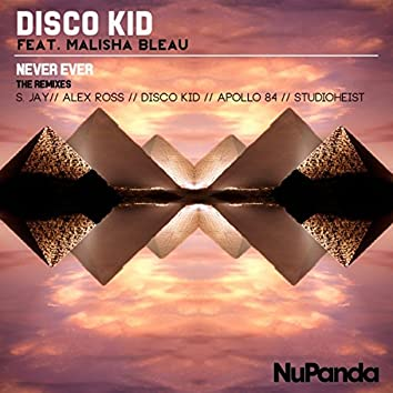 Never Ever - The Remixes