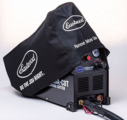 Eastwood Versa Plasma Cut 40 Cover Protects Welder from Dust and Debris for A Safe Welder Washable
