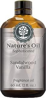sandalwood vanilla fragrance oil