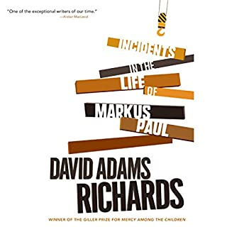 Incidents in the Life of Markus Paul                   Written by:                                                                                                                                 David Adams Richards                               Narrated by:                                                                                                                                 Allen Robertson                      Length: 11 hrs and 8 mins     3 ratings     Overall 4.7