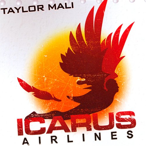Icarus Airlines audiobook cover art