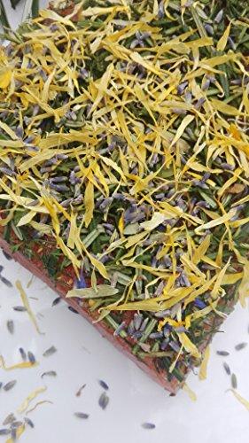 Lachs gebeizt (Graved) mit Rosmarin, Dill und Lavendel/Ringelblume 1.1 kg