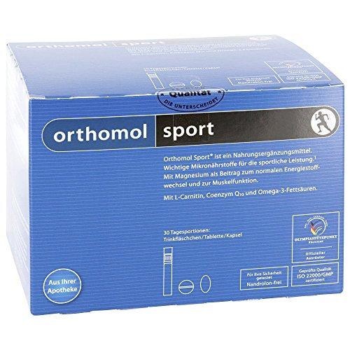 Orthomol Sport Trinkfläschchen, 30 St by Orthomol pharmazeutische Vertriebs GmbH