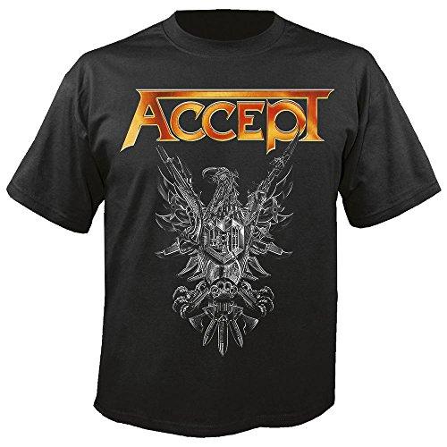 Accept - The Rise of Chaos - T-Shirt Größe XXL