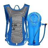 Trinkrucksack Hydrationspack mit 2L Trinkblase...