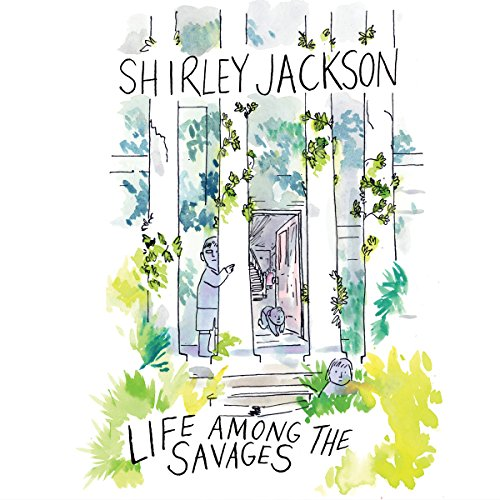 Life Among the Savages audiobook cover art